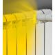 Покраска алюминиевых радиаторов