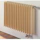 Бежевые радиаторы отопления