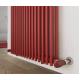 Красные радиаторы отопления