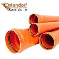 Наружная канализационная труба Ostendorf