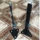 Ножки для низких радиаторов Purmo h200 RAL 9005