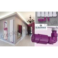 Комплект термостатический Schlosser RAL (покраска кранов для радиатора)