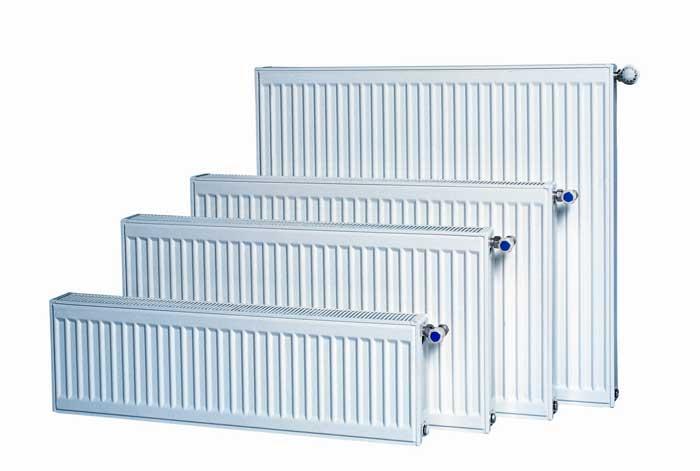 """Стальные радиаторы отопления """"Отопление дома"""""""