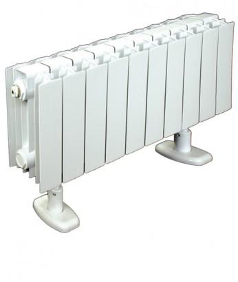 Самые низкие биметаллические радиаторы